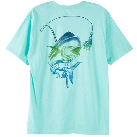 Salt Life Mens Mahi Chase T-Shirt