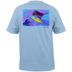 Salt Life Mens Uncharted Waters T-Shirt