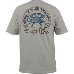 Salt Life Mens Bushel N' Beer T-Shirt