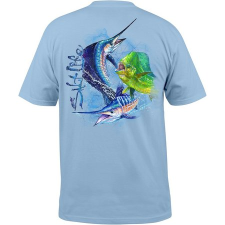 Salt Life Mens Ocean Slam T-Shirt