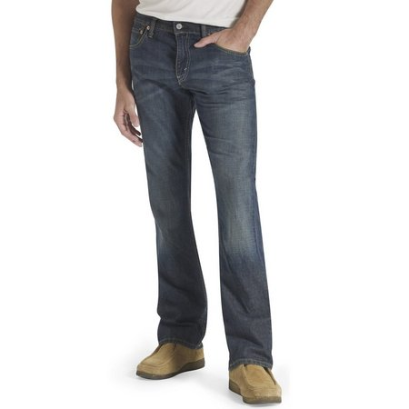 Levi's Mens 527 Slim Boot Cut Jeans