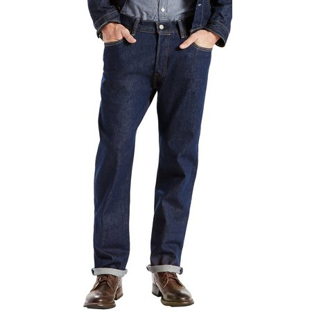 Levi's Mens 501 Original Denim Jeans