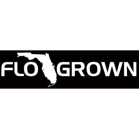 FloGrown Standard Logo Decal