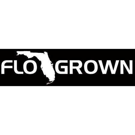 FloGrown Standard 18 Decal