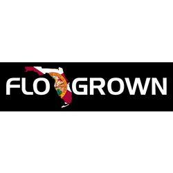 FloGrown Florida Flag Decal