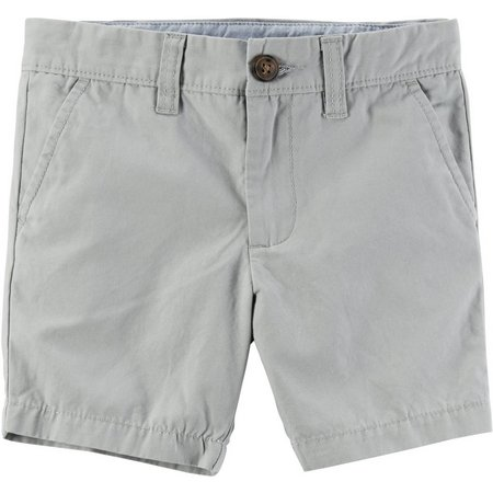 New! Carters Little Boys Woven Pull-On Shorts