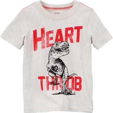 Carters Little Boys Heart Throb T-Shirt