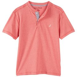 Nautica Little Boys Hero Henley Shirt