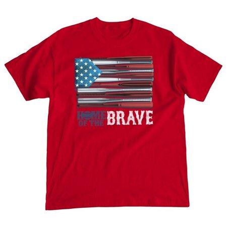 TSI Little Boys Home of the Brave T-Shirt