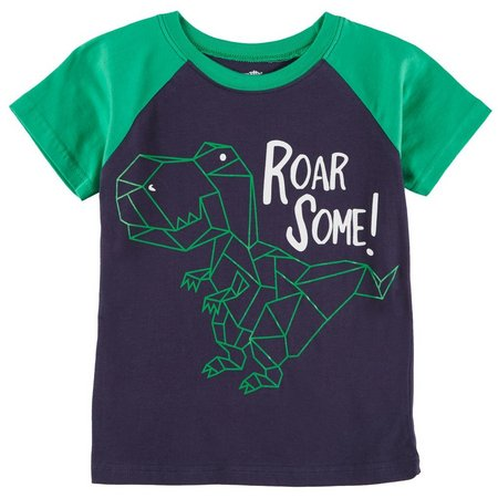 Nannette Little Boys Roar Some T-Shirt