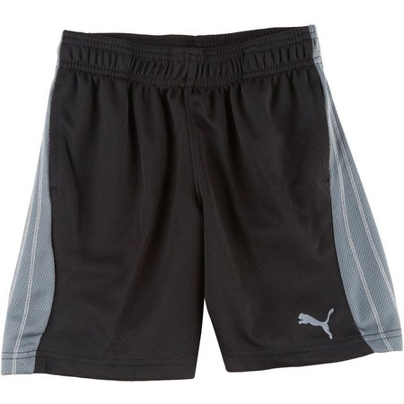 Puma Little Boys Sport Stripe Shorts