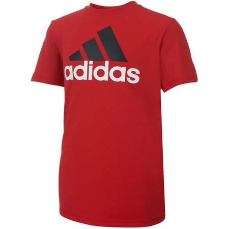 Adidas Little Boys Dynamic Wrap Logo T-shirt