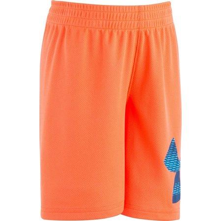 Under Armour Little Boys Striker Logo Shorts