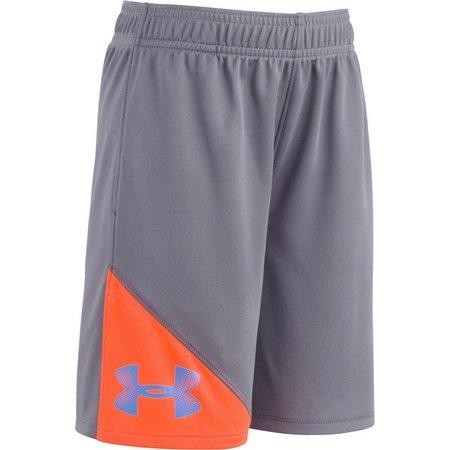 Under Armour Little Boys Logo Prototype Shorts