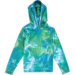 Reel Legends Little Boys Freeline Smoke Hoodie