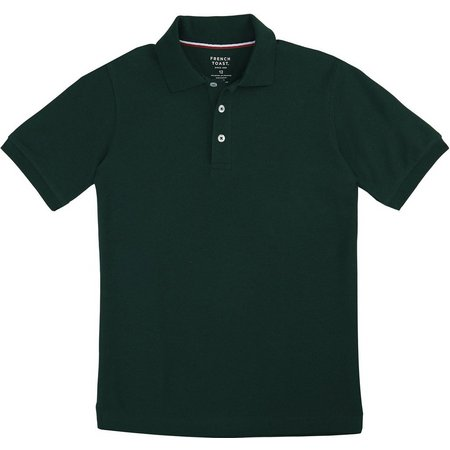French Toast Little Boys Pique Polo Shirt