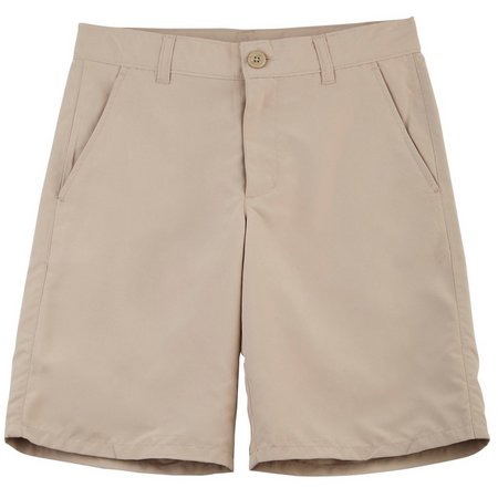 Nautica Big Boys Uniform Performance Shorts