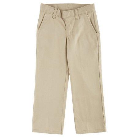 Nautica Big Boys Flat Front Pants