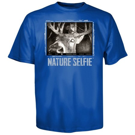 Club Red Big Boys Nature Selfie T-Shirt