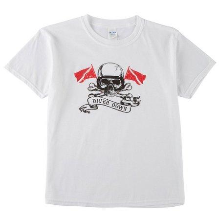 Brisco Big Boys Diver Down T-Shirt