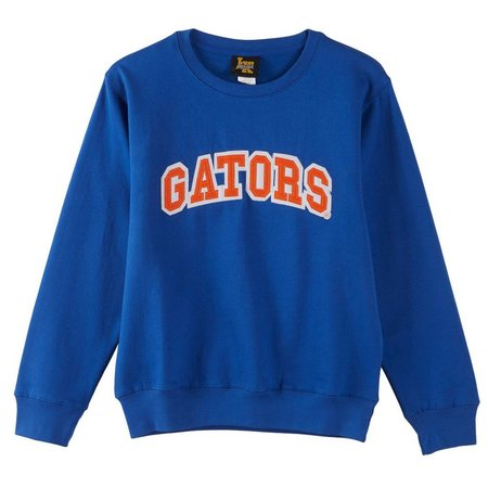 Florida Gators Big Boys Pullover Fleece Sweater