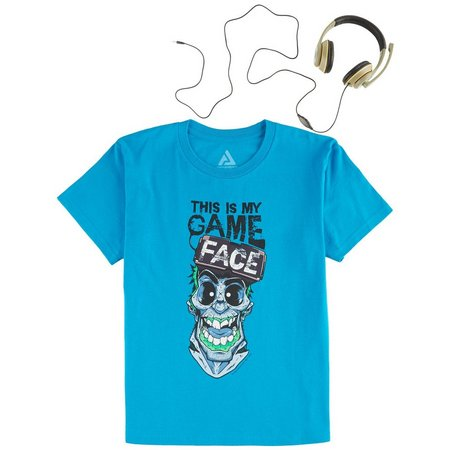 Audio Council Big Boys Game Face T-Shirt