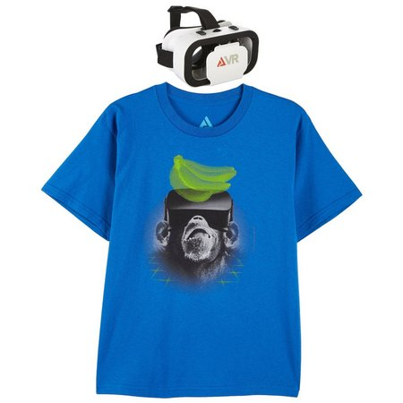 Audio Council Big Boys VR Bananas T-Shirt