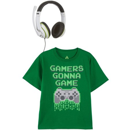 Audio Council Big Boys Gamers Gonna Game T-Shirt