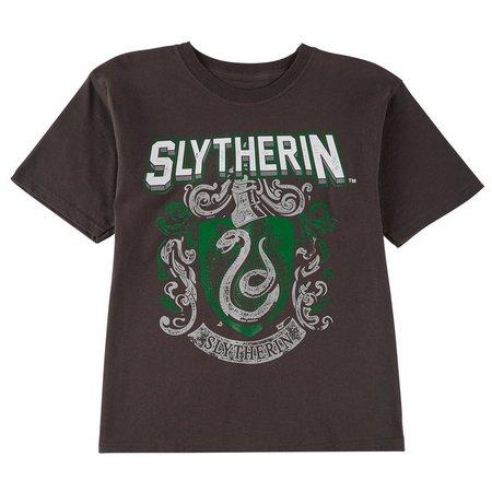 Harry Potter Big Boys Slytherin T-Shirt