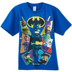 LEGO Batman Big Boys Batman T-Shirt