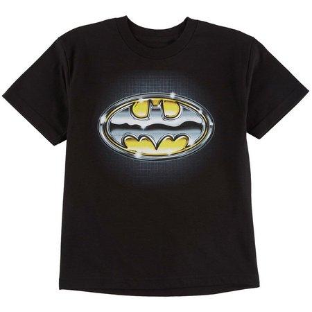 DC Comics Batman Big Boys Shield T-Shirt