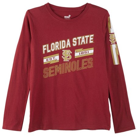 Florida State Big Boys Spark Long Sleeve T-Shirt