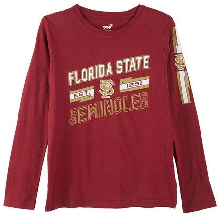 Florida State Big Boys Spark Long Sleeve T-Shirt