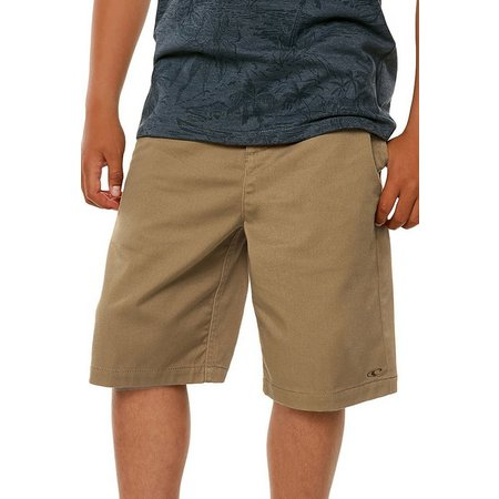 O'Neill Big Boys Classic Contact Stretch Shorts