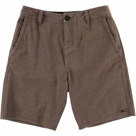 O'Neill Big Boys Locked Overdye Hybrid Shorts