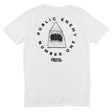 O'Neill Big Boys Public Enemy Number One T-Shirt