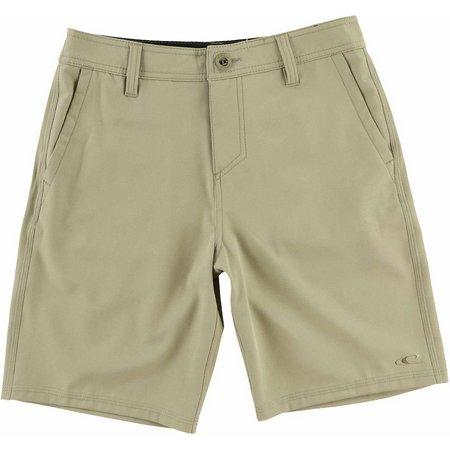 New! O'Neill Big Boys Loaded Solid Shorts