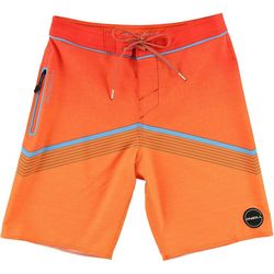 New! O'Neill Big Boys Striped Hyperfreak Boardshorts