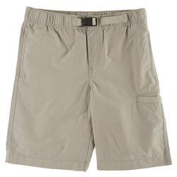 Nautica Big Boys Mini Ripstop Buckle Shorts