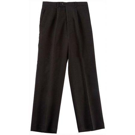 Nautica Big Boys Pleated Dress Pants
