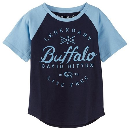 Buffalo Big Boys Raglan T-Shirt