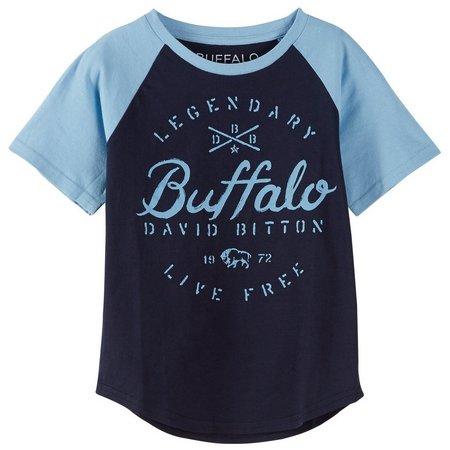 Buffalo Big Boys Raglan T-Shirt