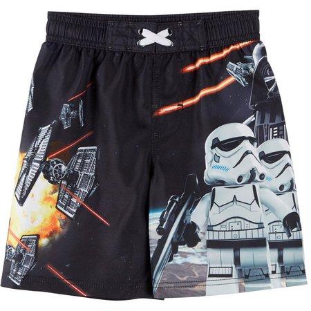 Lego Star Wars Little Boys Darth Vader Swim