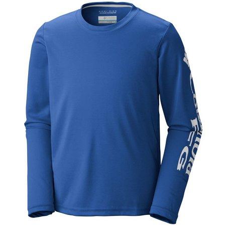 Columbia Big Boys PFG Terminal Tackle T-Shirt
