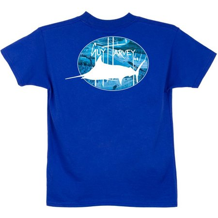 Guy Harvey Big Boys The Deep T-Shirt