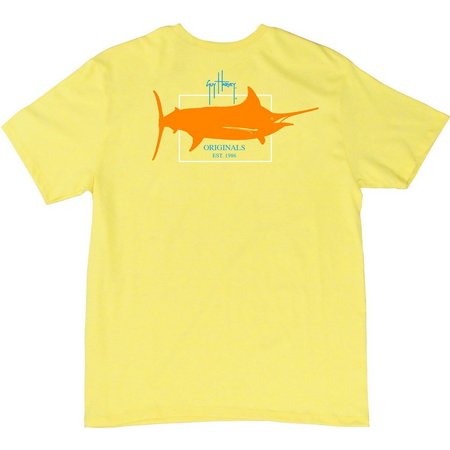 Guy Harvey Big Boys Logo T-Shirt