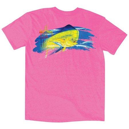 Guy Harvey Big Boys Dorado T-Shirt