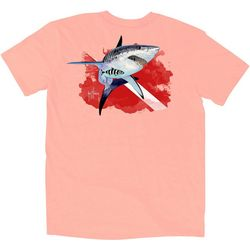 New! Guy Harvey Big Boys Great White Fright