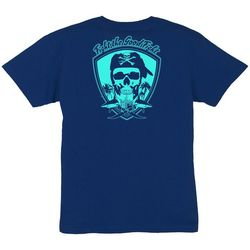 Guy Harvey Big Boys The Good Fight T-Shirt
