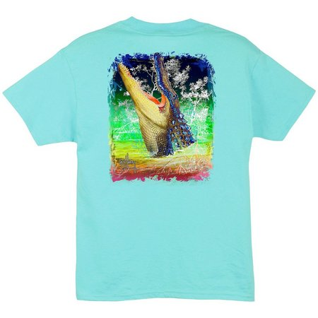 Guy Harvey Big Boys Ice Cold T-Shirt